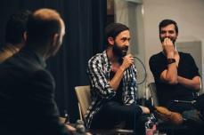 """""""Még nem találkoztam olyan esettel, ahol a zenekar és a szponzor érdekei a zenekari igényből kiindulva találkoztak volna. Abból születnek inkább sikersztorik, vagyis sikeres szponzori megállapodások, amikor egy megrendelő azt gondolja, hogy el szeretne érni egy célcsoportot a zenekar által"""" - Pőcze Balázs, MITO Reklámügynökség"""