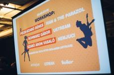 IZÉ Workshop: Zenei Export
