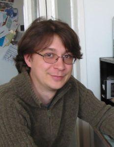 Lelkes András, Hangvető Kft. A budapesti WOMEX egyik szervezője.