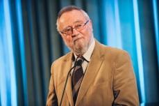 A zeneszerzői életműdíj nyertesét Victor Máté méltatta.