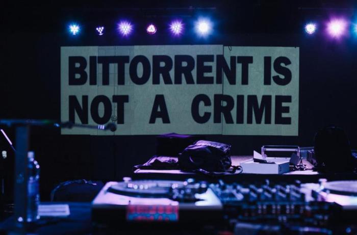 Kép a BitTorrent hivatalos Facebook-oldaláról